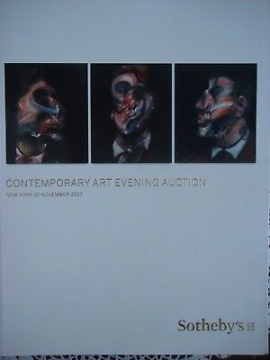 Sotheby's CONTEMPORARY ART EVENING SALE 16 November 2017 New York