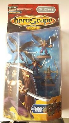 Hero scape Collection 6 Archers & Kyrie New Rare