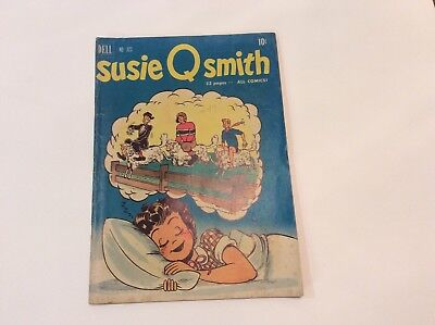 Susie Q Smith- No. 323 By Dell Publishing