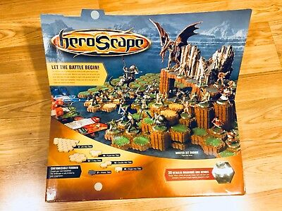 Hasbro Heroscape Master Set: Rise of the Valkyrie ~  New Factory Sealed