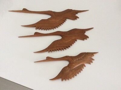 Flying Geese Wooden