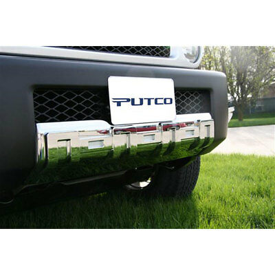 Chrome ABS Front Apron Cover for 2007-2014 Toyota FJ Cruiser by PUTCO