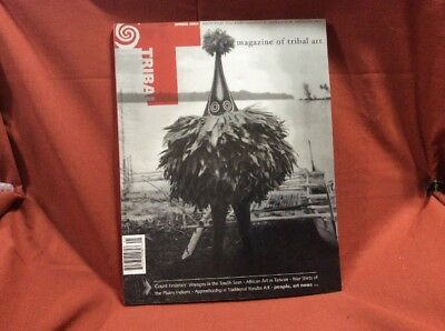 Tribal Arts Magazine # 34 Spring 2004 Out of Print