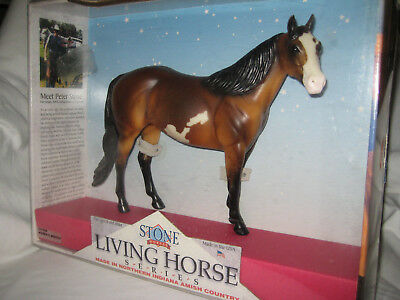 Peter Stone Traditional Model - Andrea's Answer Ideal Stock Horse, ISH NIB