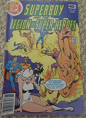 Superboy & the Legion of Super-Heroes #252 (Jun 1979, DC)
