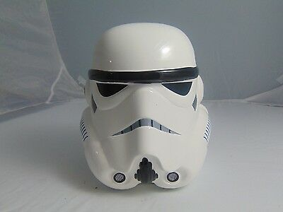 "Star Wars Collectible Stormtrooper 6"" Coin Money Bank Lucasfilm Piggy Bank"