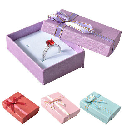 16 PCS/Pack Jewellery Gift Boxes Bag Necklace Bracelet Ring Set Small Wholesale