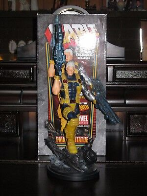 Bowen Designs MODERN CABLE (#422 /800) Marvel Statue X-Men X-Force DMG