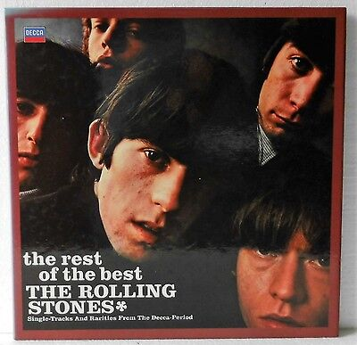 The Rolling Stones, The Rolling Stones Story - Part 2 (The Rest Of The Best) Box