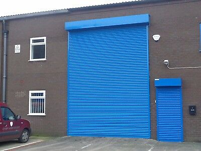Roller  Shutter Rentals - Many Sizes available Industrial/Commercial