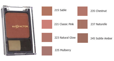 Max Factor Flawless Perfection Blush Blusher - Choose Your Shade