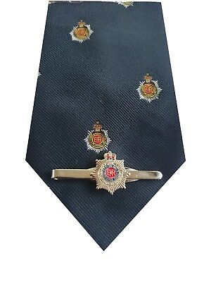 RCT Royal Corps of Transport Tie & Tie Clip Set p287