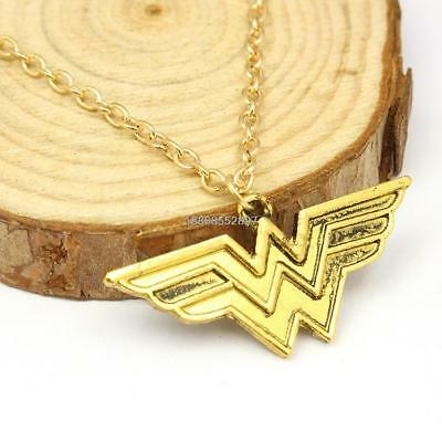 Halskette Wonder Woman Anhänger Schmuck Necklace Film DC Comics Superheld