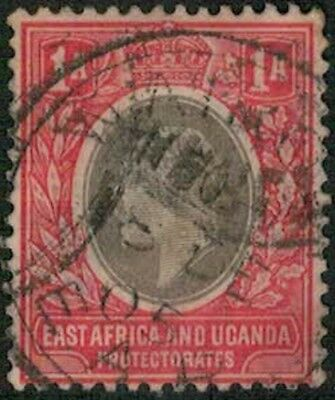 Lot 4335 - K.U.T. - 1903 1a grey and red King Edward VII used definitive stamp