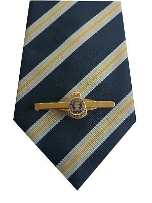 Army Catering Corps Tie & Tie Clip Set e029