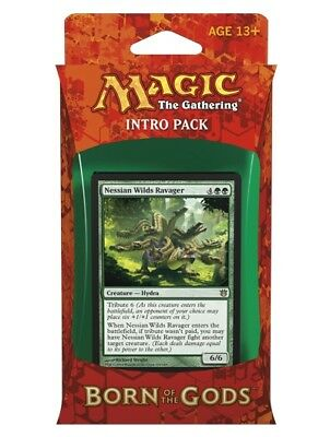 Magic - Insatiable Hunger Born of the Gods Intro Pack EN