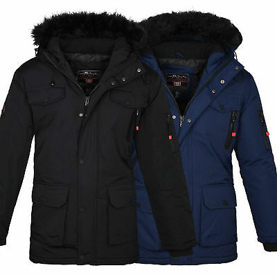 ANAPURNA BY GEOGRAPHICAL Norway Damen Winter Jacke Parka