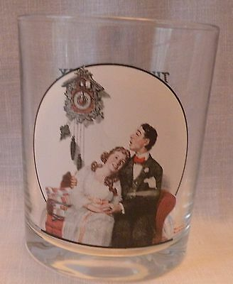 The Saturday Evening Post Norman Rockwell Glassware Collection