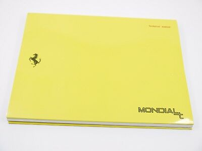 Ferrari Mondial T - Technical Manual #709/92