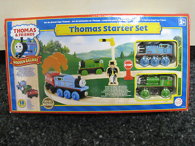 Thomas & Friends Thomas Starterset 18 teiliges Set NEU