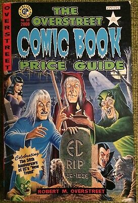 Overstreet Comic Book Price Guide #30 2000 Al Feldstein EC Witches soft cover