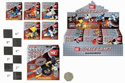Wholesale Job Lot Building Brick Space Craft Kits *Kids *Toys *Girls *Boys
