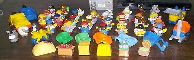 Bulk Lot 47+ LITTLE PEOPLE Fisher Price  Animals Vehicles and farm props