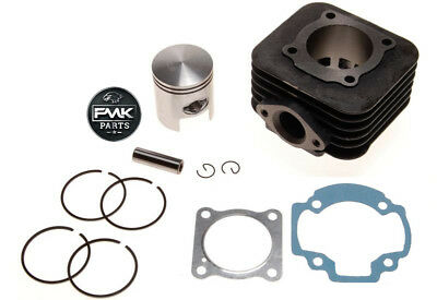 70cc Big Bore Cylinder Barrel Kit for Piaggio NRG50 NRG 50 Power MC3 AC
