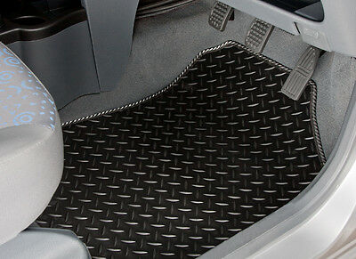 DAF XF 106 Manual Tailored Car Mats GREY ANTHRACITE