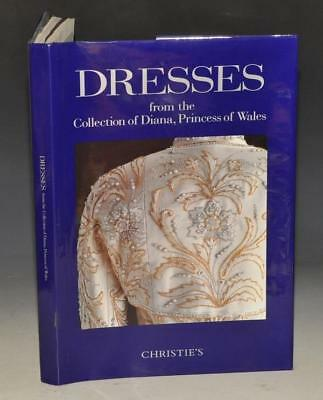 LARGE Christie's; Dresses from the Collection of Diana, Princess of Wales 1st DW