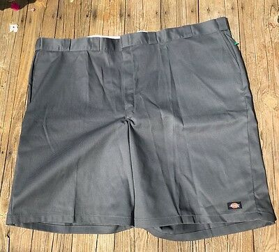 DICKIES Mens LOOSE FIT Shorts 60 x 13 Poly Cotton NWT