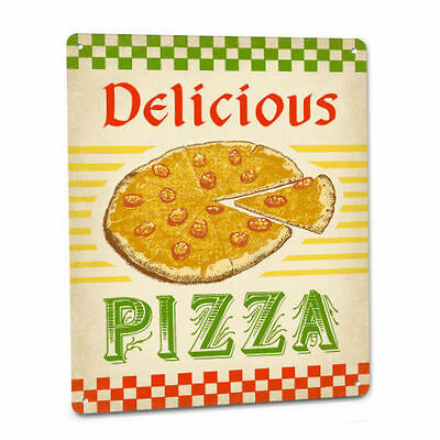 PIZZA Parlor SIGN Delicious Vintage Italian Food Fresh Retro Decor for Kitchen