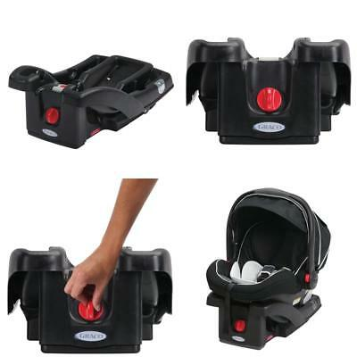 GRACO SnugRide Click Connect LX Infant Car Seat Base, Black New Baby ...