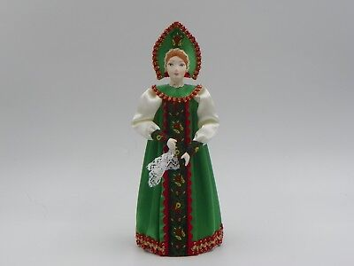 """Doll 19/""""-Collectible Ethnic//African handcrafted Cloth Authentic /""""Coffeetots/""""NWT"""