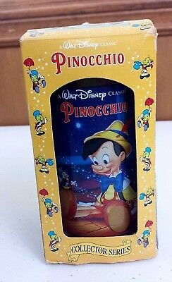 Pinocchio Walt Disney Classics Collector Series 1994 Burger King Cup New In Box