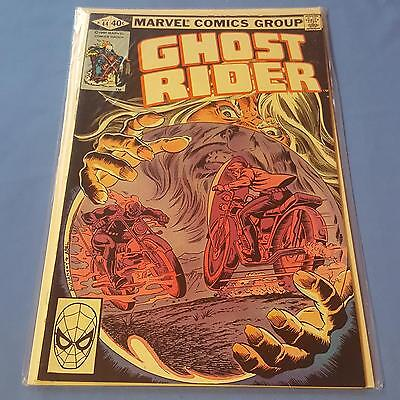 Ghost Rider #44 F-VF Marvel Comics Uncertified