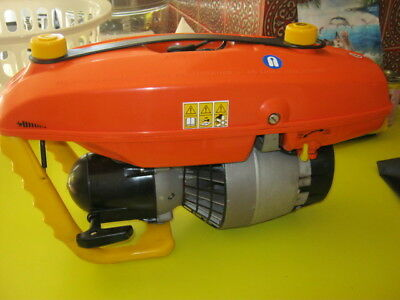 New Geniune Aquascooter As-600 As600 Aqua Scooter Orange Nib Made In Italy 48Cc