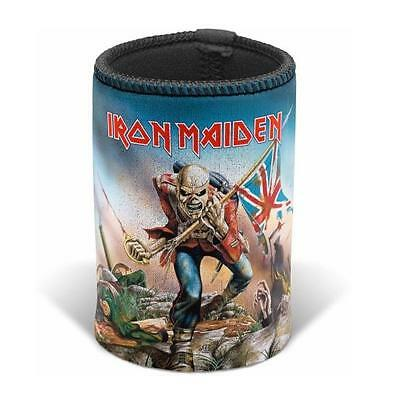 Iron Maiden Trooper Can Cooler Stubby Holder