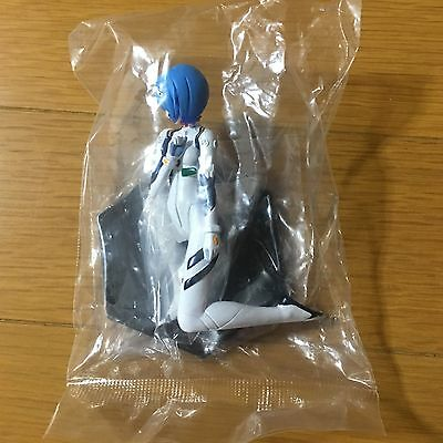 Evangelion Rei Ayanami plugsuit young ace mini figure Kaiyodo JAPAN