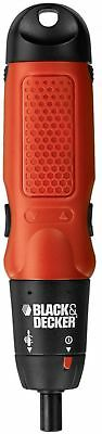 Cordless Screwdriver Ergonomic Individual Orange Manual Screw Driving Control