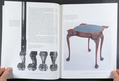 Antique American Colonial, Federal Furniture - 1993 Chipstone Foundation Annual