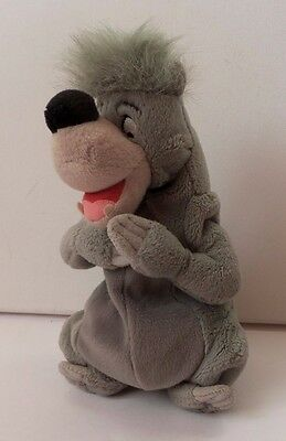 Walt Disney The Jungle Book Baloo Bear Plush Soft Toy Wild Animal TV Film Figure