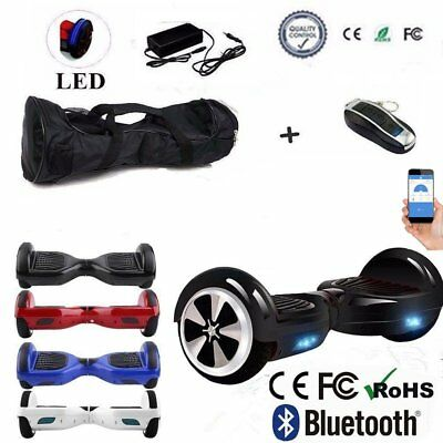 Cool&Fun Scooter Skate électrique Smart overboard Self Balancing Scooter WS