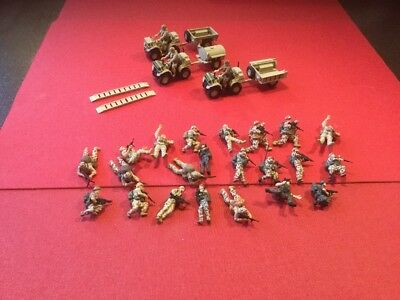 Airfix 1/48 British Forces. Made And Painted