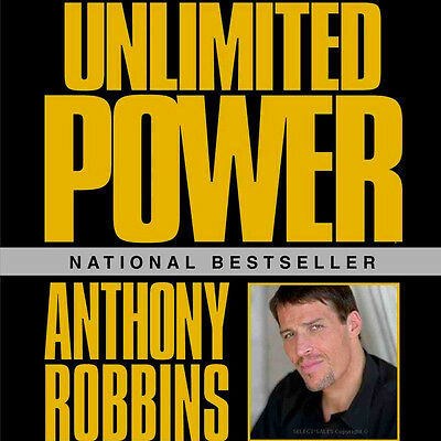 NEW UNLIMITED POWER Five Keys to Wealth and Happiness CD Anthony Tony Robbins
