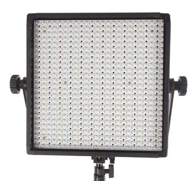 Fovitec 1 x Daylight 600 LED Photography Panel Continuous Adjustable Lighting