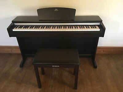 yamaha arius ydp 141 electric piano picclick uk. Black Bedroom Furniture Sets. Home Design Ideas
