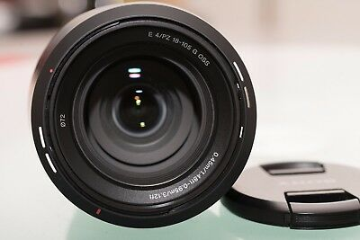 SONY SELP18105G 18-105mm f/4 PZ Aspherical IF OSS G Lens - Great condition