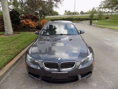 2008 BMW M3 Base Convertible 2-Door 08 M3 CONVERTIBLE SMG TRANSMISSION HEATED SEATS SPORT WHEELS XENON FL