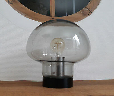 AUTHENTIQUE LAMPE VINTAGE CHAMPIGNON DESIGN RAAK 1960's